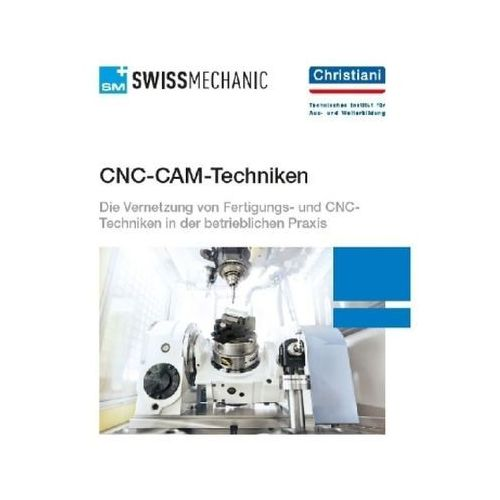 CNC-CAM-Techniken (9783865226341) - OKAZJE