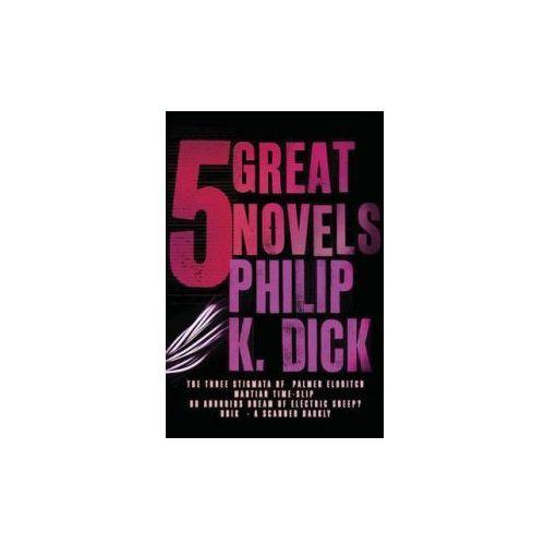 5 Great Novels (9780575084636)