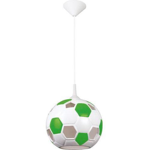 Lampa wisząca piłka zielona 102/pzi - - sprawdź kupon rabatowy w koszyku marki Lampex