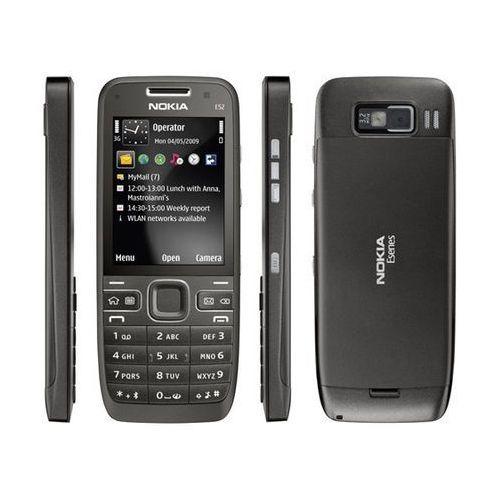e52 czarna marki Nokia
