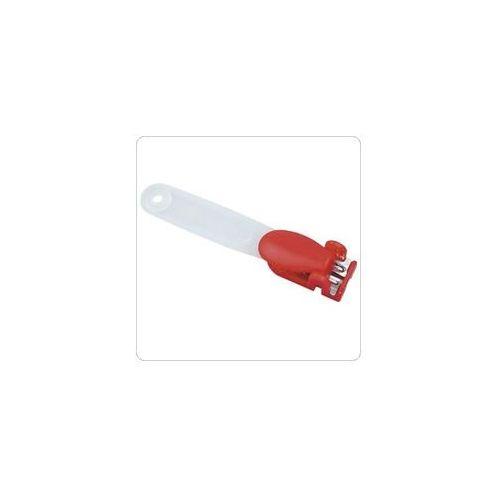 Klips do identyfikatora CT710 P czerwony 100 szt, ARG601204