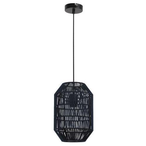 Lampa wisząca arsena 2221 1x60w e27 czarna marki Rabalux