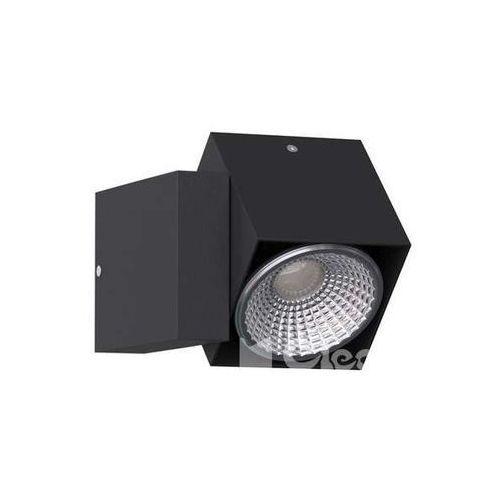 Cleoni Kinkiet lampa ścienna tito t113s2+kolor metalowa oprawa regulowana kostka