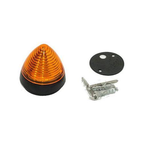 Lampa sygnalizacyjna LED SLK żółta 0,5 W / 24 V