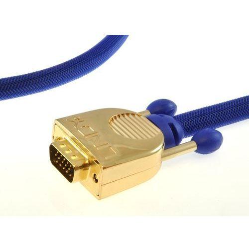 Lindy 37747 Premium Gold VGA (D-sub) - 5m, LY-37747