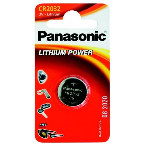 bateria lithium cr-2032l/1bp (2b3805/99) darmowy odbiór w 21 miastach! marki Panasonic