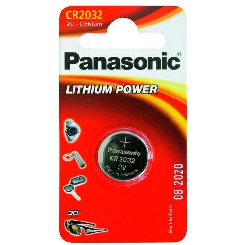 Panasonic Bateria Lithium CR-2032L/1BP (2b3805/99) Darmowy odbiór w 21 miastach!, 2b3805/99