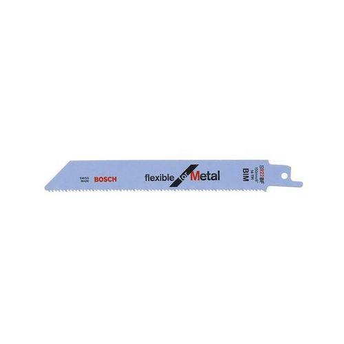 Bosch accessories Brzeszczot szablasty s 922 bf, flexible for metal, zestaw 5 szt. 2608656014 5 szt.