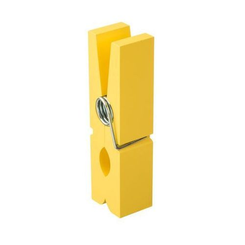 Półka SPINACZ Żółta 18 x 5 cm SPACEO SPACEO (5902537594623)