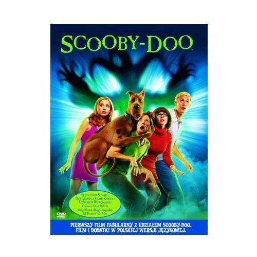 Scooby-Doo. Film fabularny (DVD) - Raja Gosnell OD 24,99zł DARMOWA DOSTAWA KIOSK RUCHU (7321910234303)