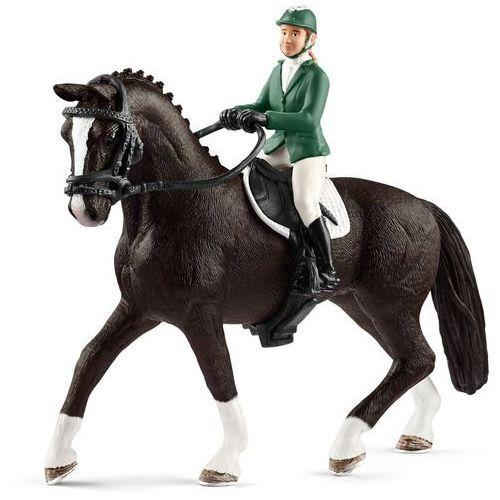 Jeździec pokazowy z koniem SLH42358 - Schleich (4055744011771)
