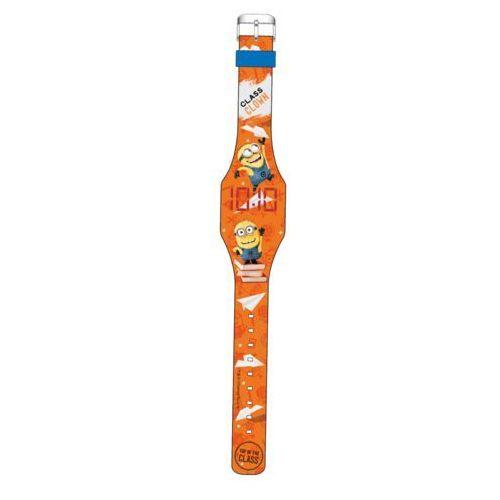Zegarek ledowy na rękę minionki marki Euroswan