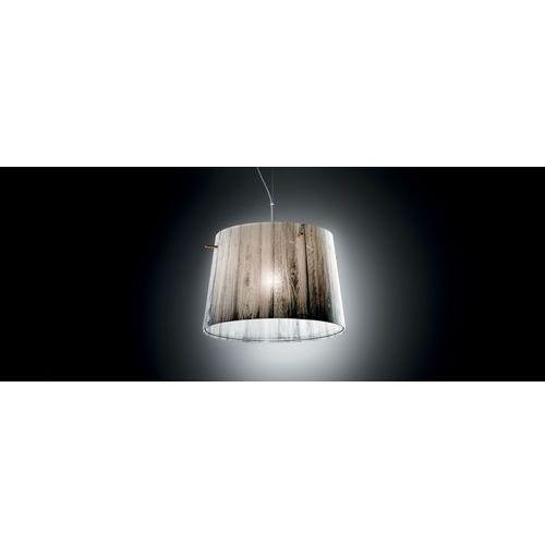 Slamp WOODY lampa wisząca Biały, 1-punktowy (8024727040493)