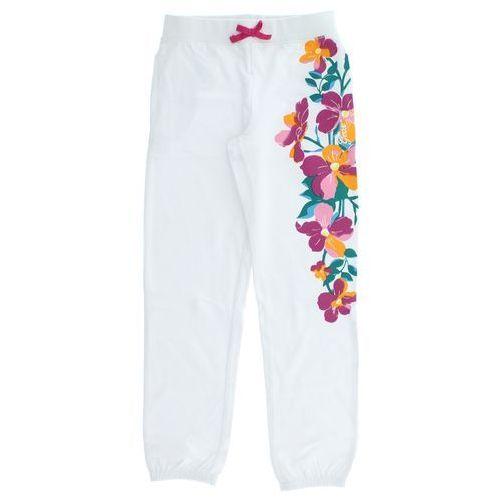 Geox Spodnie dresowe dziecięce Biały 8 lat