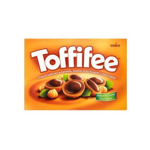 Bombonierka Toffifee Orzechy laskowe w karmelu orzechowym i czekoladzie 400g (4014400900576) - OKAZJE