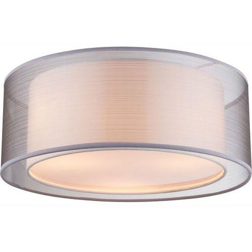 Globo Plafon lampa sufitowa theo 3x40w e14 szary / satyna 15190d >>> rabatujemy do 20% każde zamówienie!!!