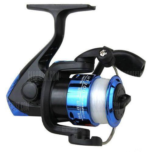 SY200 1BB Foldable Handle Design Bearing Ball Spinning Fishing Reel