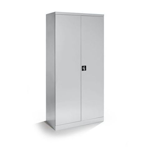 Szafa na materiały,szer. 950 mm, 3 wysuwane półki, 3 szuflady