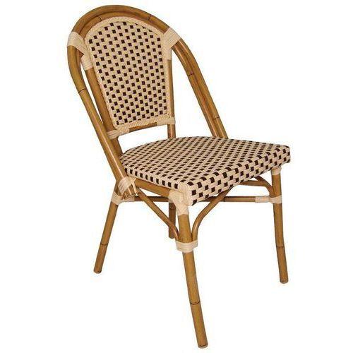 Krzesła | 4 szt. | 44x56x(h)89cm marki Bolero