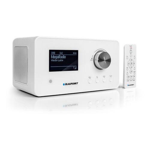 Blaupunkt IRD 30 WH odbiornik radia internetowego, stereo, DAB+, funkcja budzika biały (4056591000017)