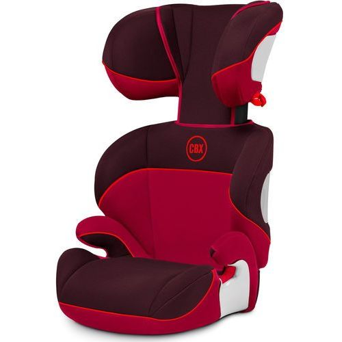 CYBEX Fotelik Solution 2016, Rumba Red