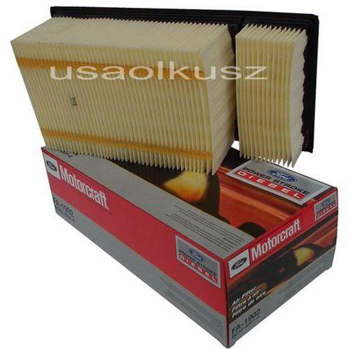 Oryginalny MOTORCRAFT filtr powietrza silnika Ford F150 - 550 6,7 TD - sprawdź w wybranym sklepie