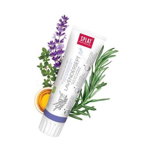 Splat professional lavendersept bioaktywny pasta do zmniejszenia wrażliwości zębów i dziąseł 100 ml