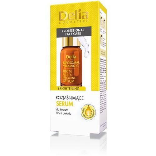 Delia Cosmetics Professional Face Care, 10 ml. Serum rozjaśniające z witaminą C - Delia OD 24,99zł DARMOWA DOSTAWA KIOSK RUCHU, 5901350467213