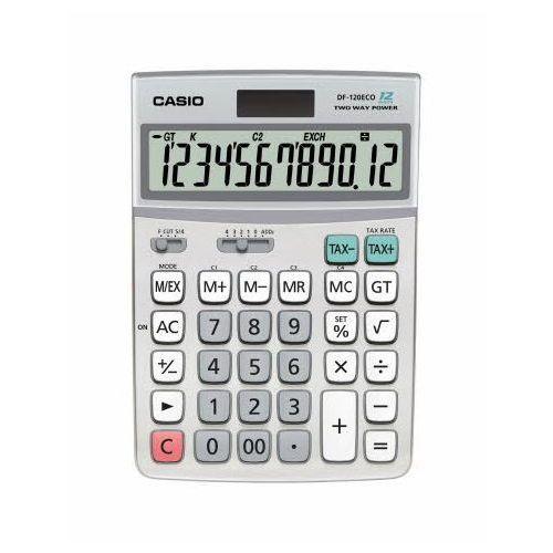 kalkulator biurowy df-120eco marki Casio