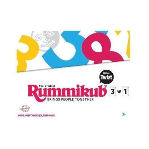 Lemada Gra rummikub 3w1 (7290108380262)