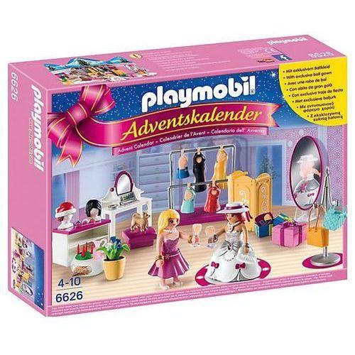 Playmobil CHRISTMAS Kalendarz adwentowy - przebieranie się na bal 6626