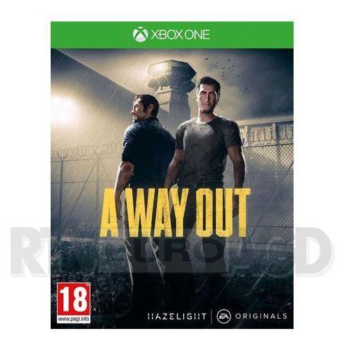 A Way Out (Xbox One). Najniższe ceny, najlepsze promocje w sklepach, opinie.