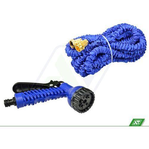 Wąż ogrodowy rozciągliwy 7.5-22 m g70062 marki Geko