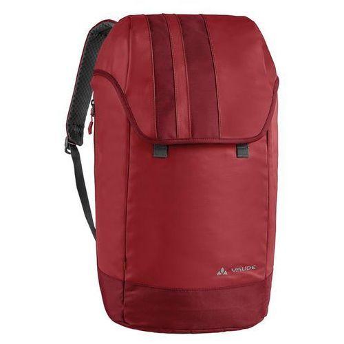 Vaude Plecak na laptop 15,6  amir - czerwony - bordowy (4052285129286)