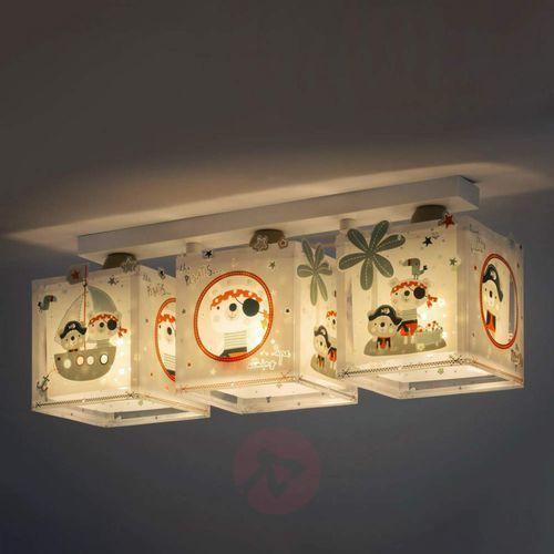 DALBER18 - Piraci Lampa Sufitowa 3 x E 27 Nr. kat. 74553
