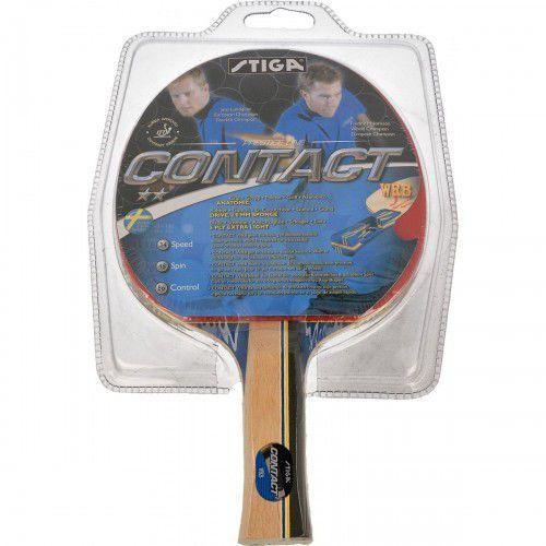 Rakietka do tenisa stołowego STIGA Contact, 00936