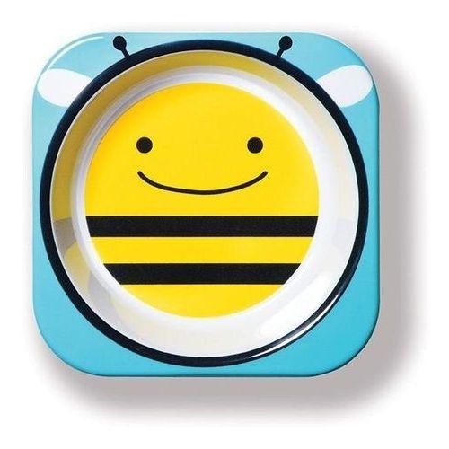 Skip hop miska zoo pszczoła   szeroki wybór talerzyków i miseczek   szybka