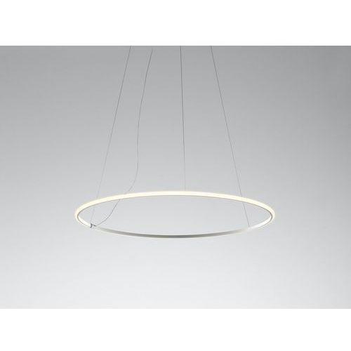 Lampa wisząca okrąg Fabbian OLYMPIC F45A0701 biała, F45A0701