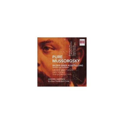 Berlin classics Pure mussorgsky: pictures at an exhibition - songs and dances of death
