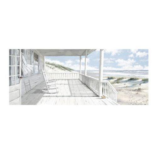 Obraz Canvas 60 x 150 cm Watercolor Taras (5907664198942)