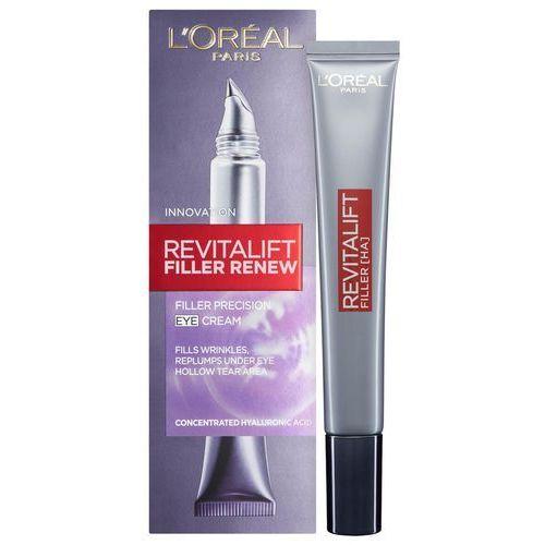 L'oréal paris revitalift filler krem pod oczy przeciw głębokim zmarszczkom 15 ml (3600523201310)