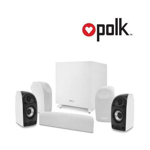 Zestaw kolumn kina domowego 5.1 - tl 1700 marki Polk audio