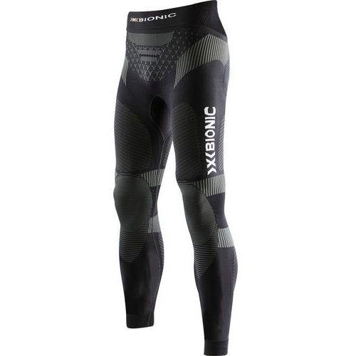 X-Bionic Twyce Spodnie do biegania Mężczyźni czarny L 2017 Legginsy do biegania, kolor czarny