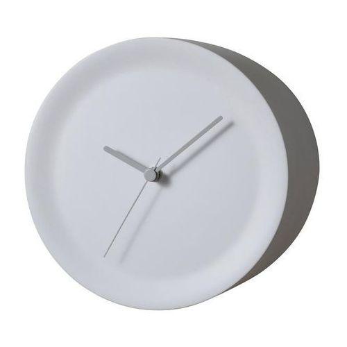 Alessi Zegar ścienny ora out biały