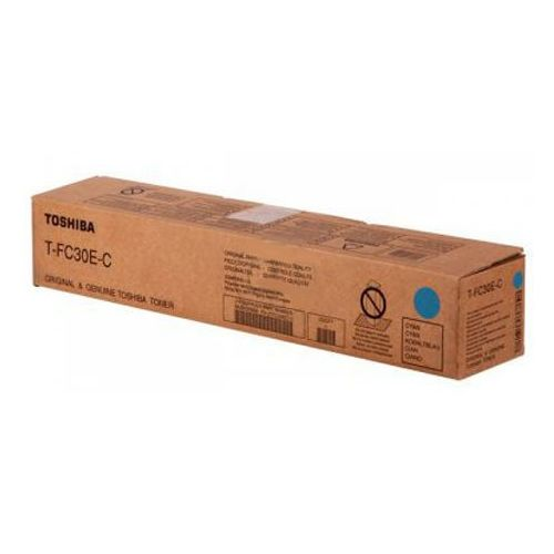 Toshiba Toner t-fc30e-c cyan do kopiarek (oryginalny) [33.6k]