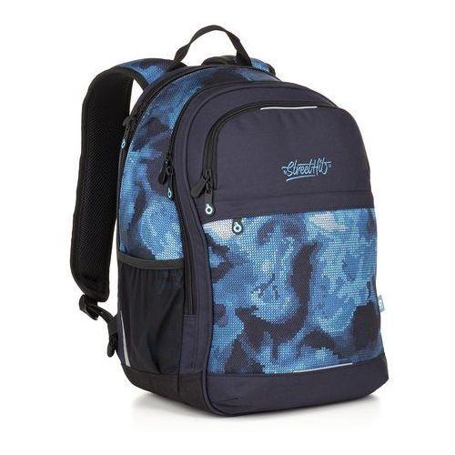 Plecak młodzieżowy Topgal RUBI 18035 B (8592571011070). Najniższe ceny, najlepsze promocje w sklepach, opinie.