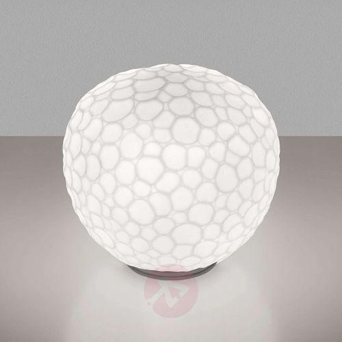 METEORITE- Lampa stojąca Szkło Ø15cm