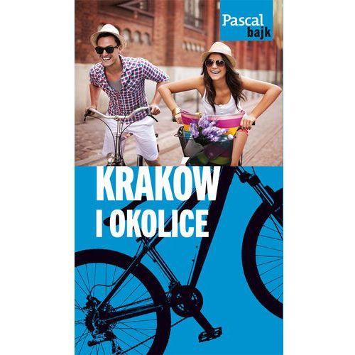 Kraków i okolice na rowerze (9788376422947)