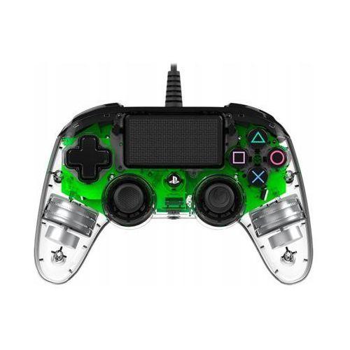 Kontroler compact controller świecący zielony marki Nacon