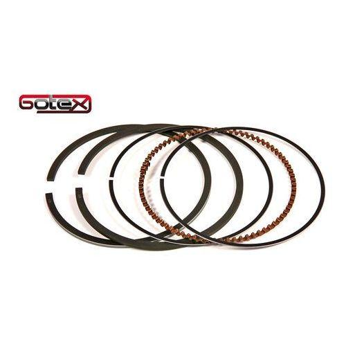 Pierścienie do Honda GX160 GX200 UT2 oraz zamienników 5,5KM, 6,5KM, 168f 1mm/1mm/2mm, pierścienie gx200
